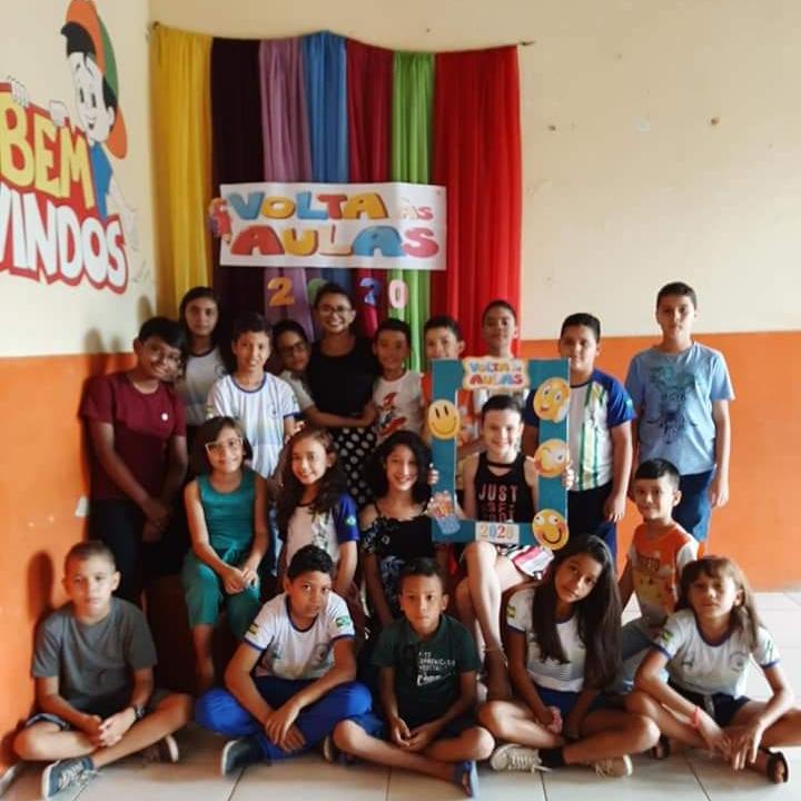Escola municipal Linoca Pires