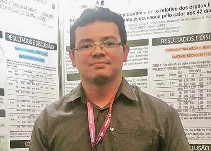 Médico Veterinário piripiriense é aprovado em Tese de Doutorado pela Universidade Federal do Piauí