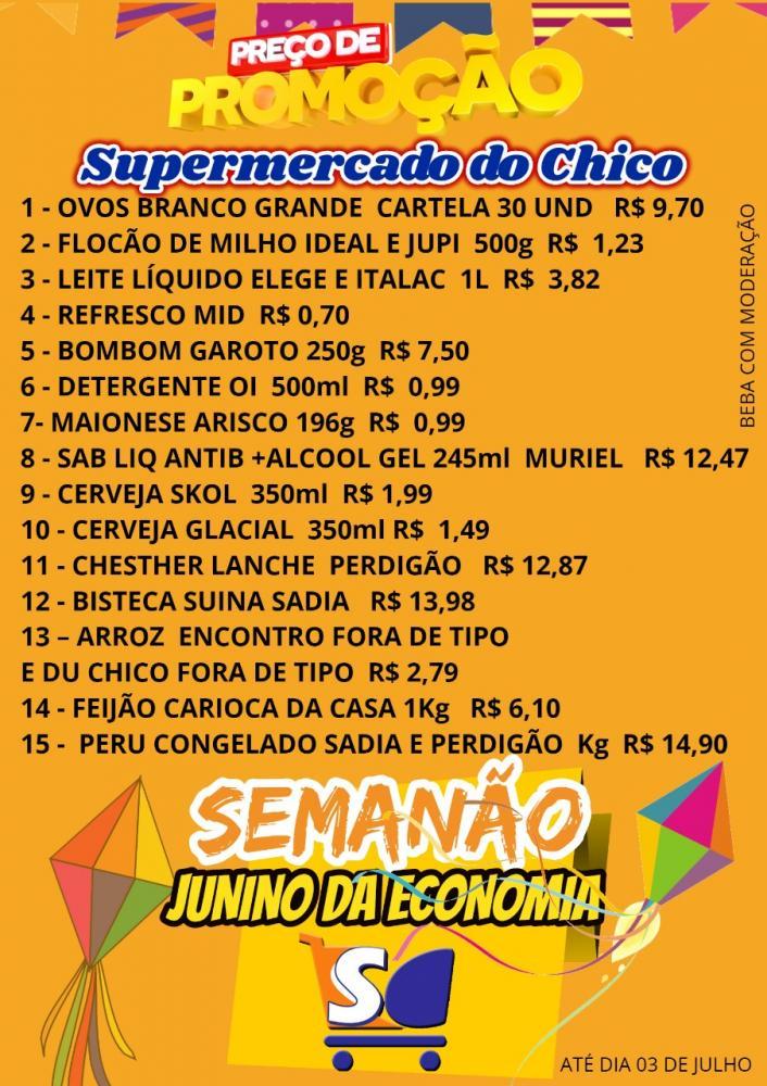 Ofertas da Semana do Supermercado Du Chico