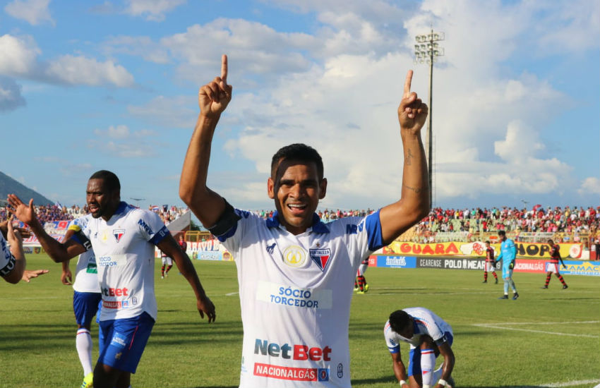 Fortaleza vence Guarany de Sobral e se mantém 100% no Campeonato Cearense