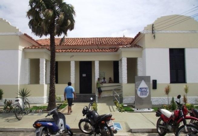 Polícia Civil recolhe dois menores roubando hidrômetros em Campo Maior