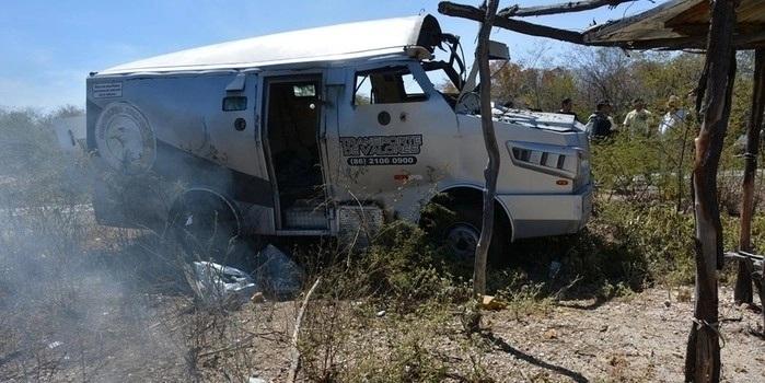 Polícia Civil prende acusado por roubo de carga e explosão de carro-forte em Jaicós