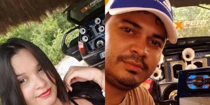 Homem acusado de atirar na namorada em festa sorriu ao ser preso