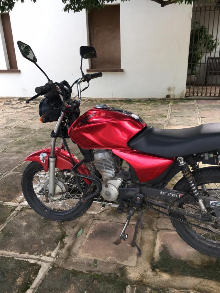 Situação da moto